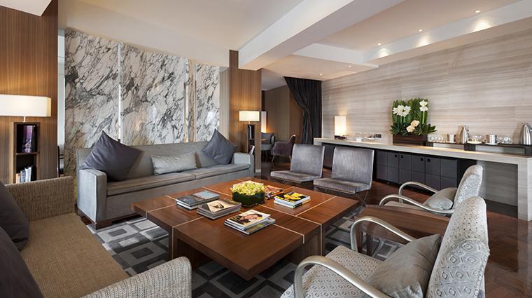 les suites orient bund shanghai lounge