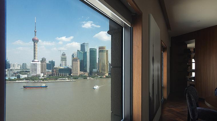 les suites orient bund shanghai orient suite view