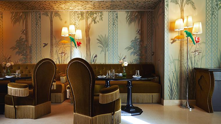 lescape hotel seoul Le Salon by maison MO