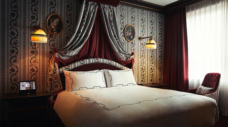 lescape hotel seoul premier suite bedroom