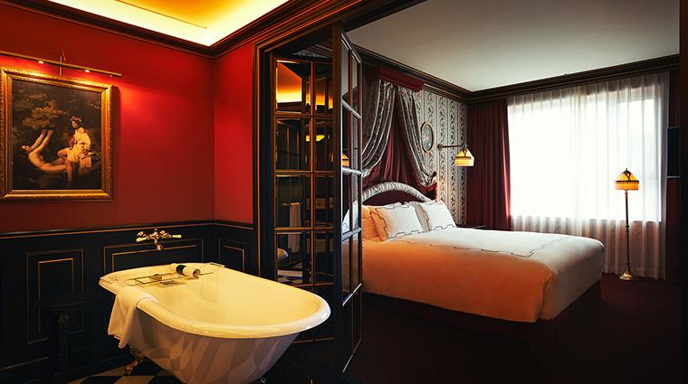 lescape hotel seoul premier suite tub