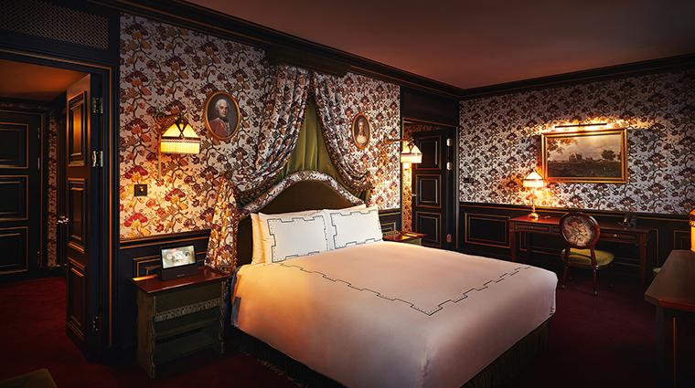 lescape hotel seoul presidential suite bedroom