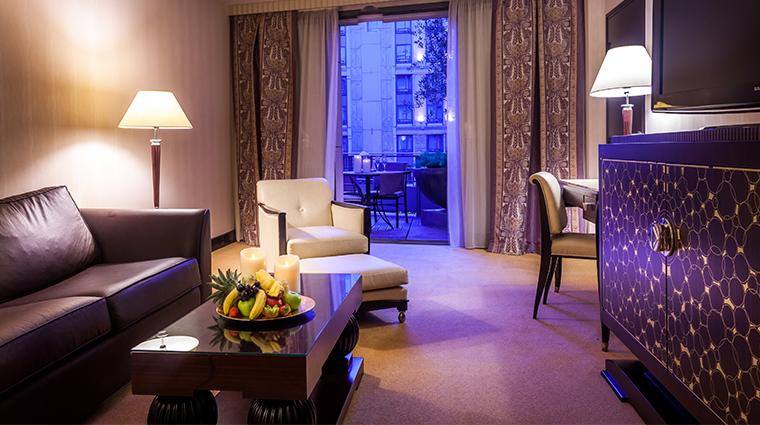 lhotel du collectionneur deluxe suite