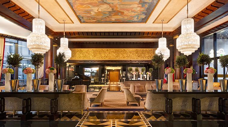 lhotel du collectionneur lobby