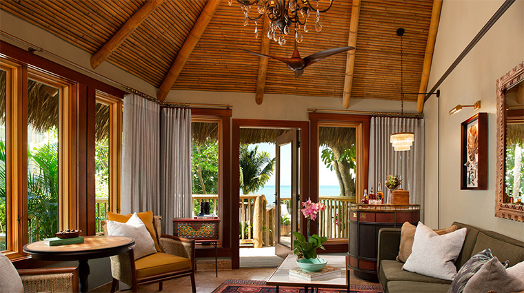 little palm island resort spa romance suite