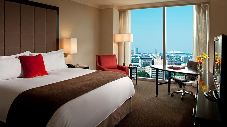 loews atlanta hotel deluxe guest room