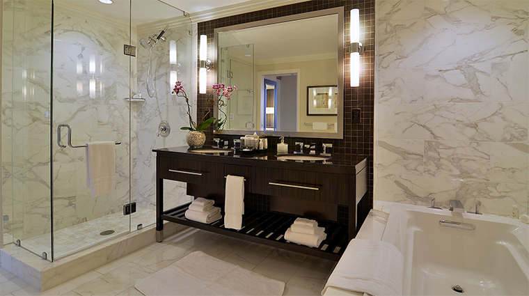 loews atlanta hotel guest bathroom
