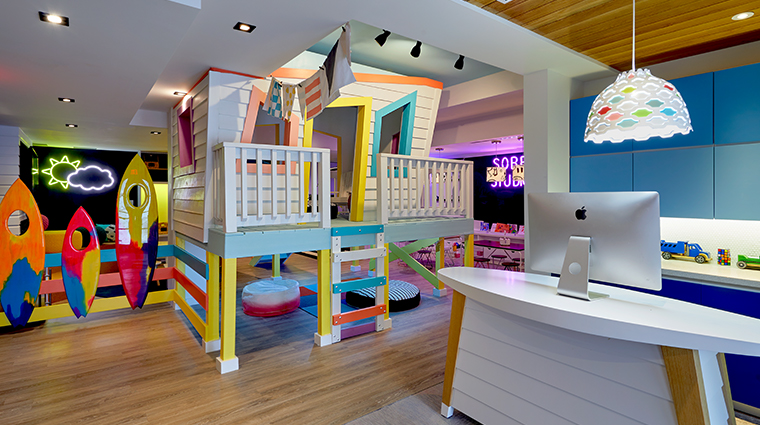 loews miami beach hotel kids club