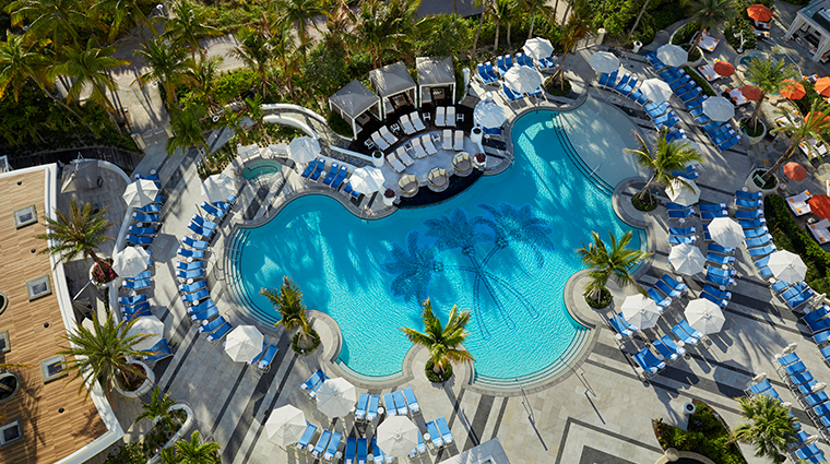 loews miami beach hotel pool