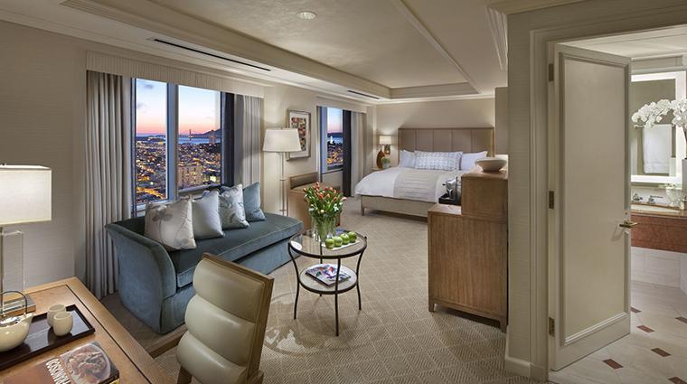loews regency san francisco hotel bay view king
