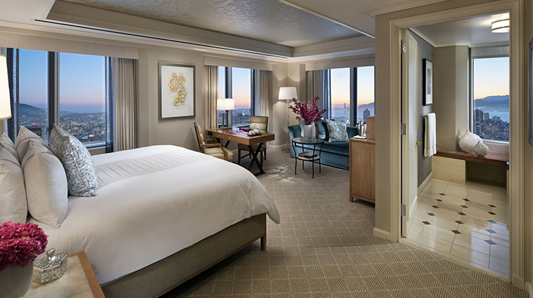 loews regency san francisco hotel golden gate king