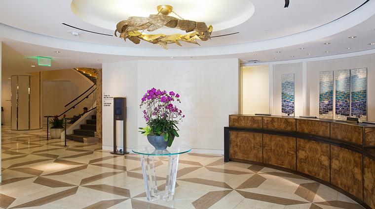 loews regency san francisco hotel lobby