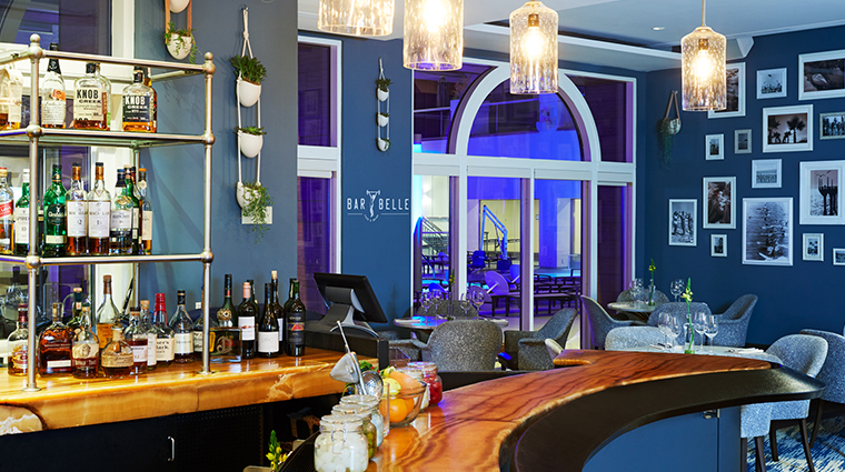loews santa monica beach hotel bar