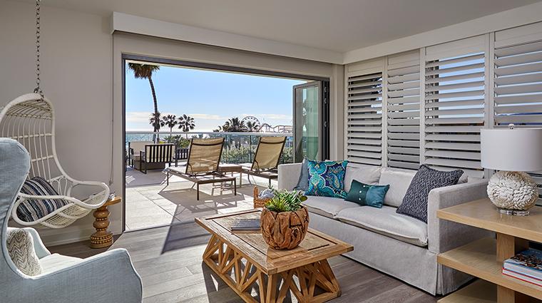 loews santa monica beach hotel boho suite
