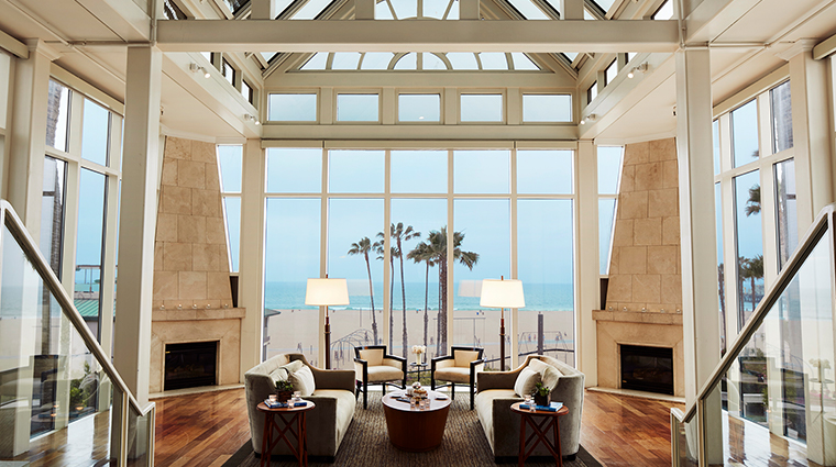 loews santa monica beach hotel lounge