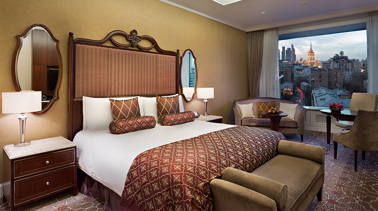 lotte hotel moscow deluxe king