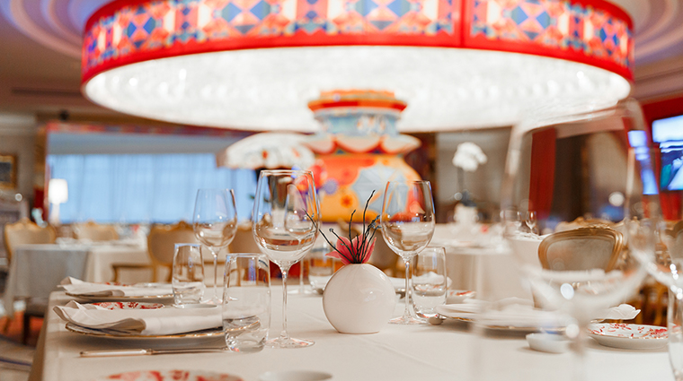 lotte hotel moscow dining detail
