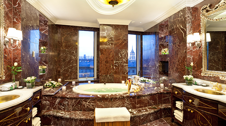 lotte hotel moscow presidential suite bathroom