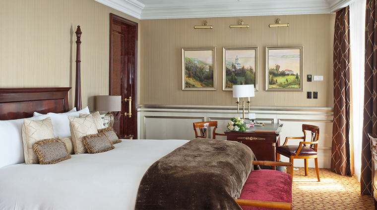 lotte hotel moscow presidential suite bedroom