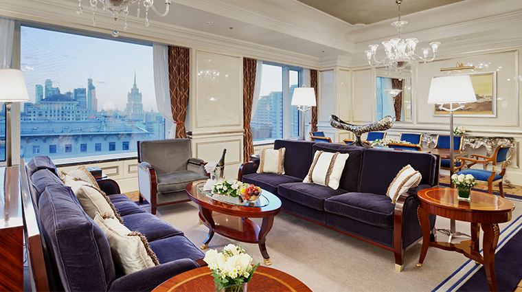 lotte hotel moscow presidential suite living room