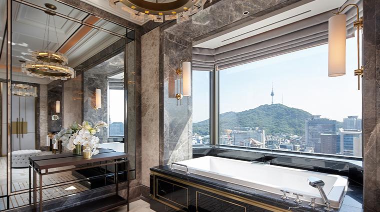 lotte hotel seoul royal suite bath