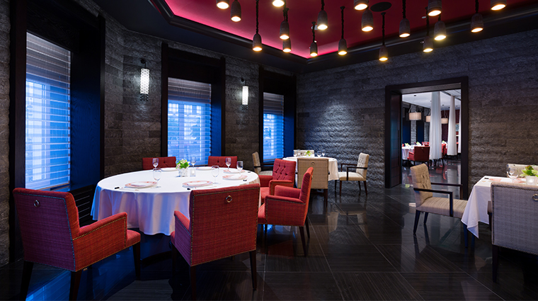 lotte hotel st petersburg MEGUmi restaurant
