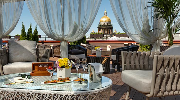 lotte hotel st petersburg new terrace