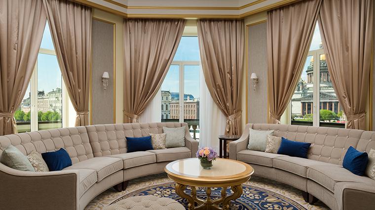lotte hotel st petersburg presidential suite