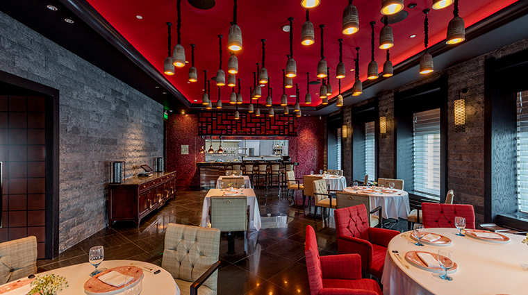 lotte hotel st petersburg restaurant