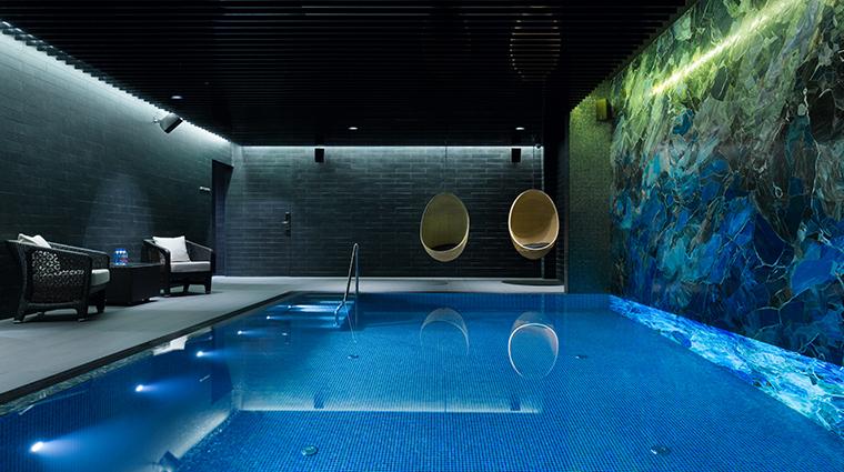 lotte hotel st petersburg swimming pool