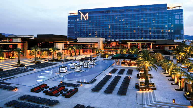 m resort spa casino exterior