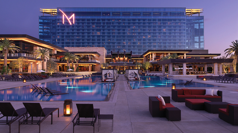 m resort spa casino pool