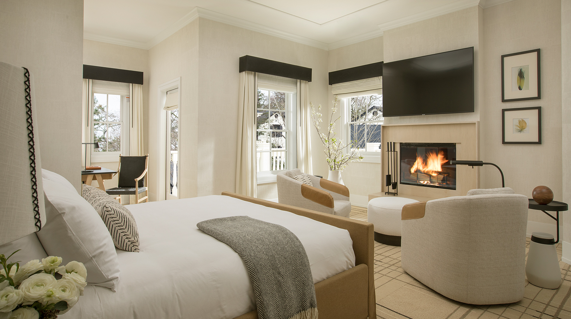 Check Into Sonoma's Newest Luxury Hotel