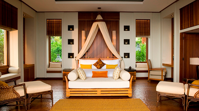 maia luxury resort guestroom