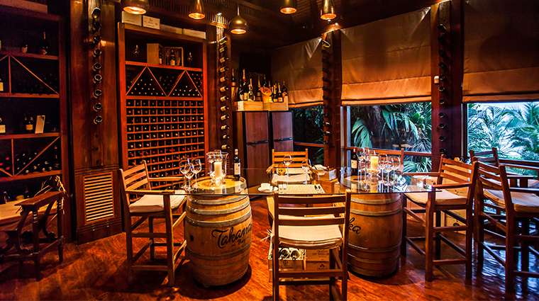 maia luxury resort wine boutique