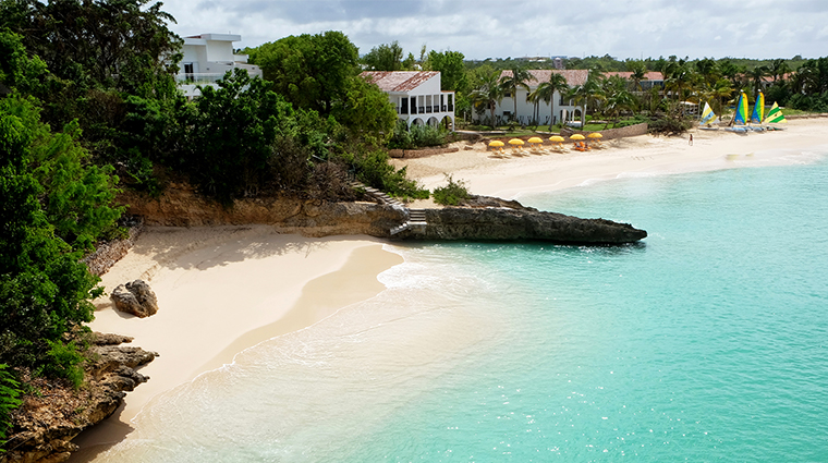 malliouhana auberge resorts collection beach