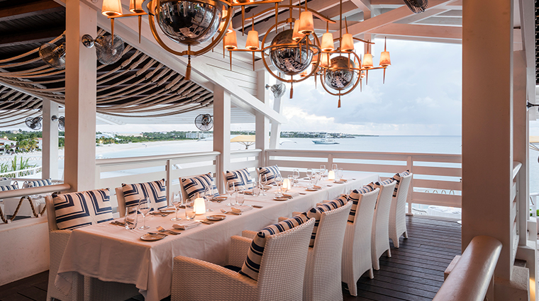 malliouhana auberge resorts collection dining 2