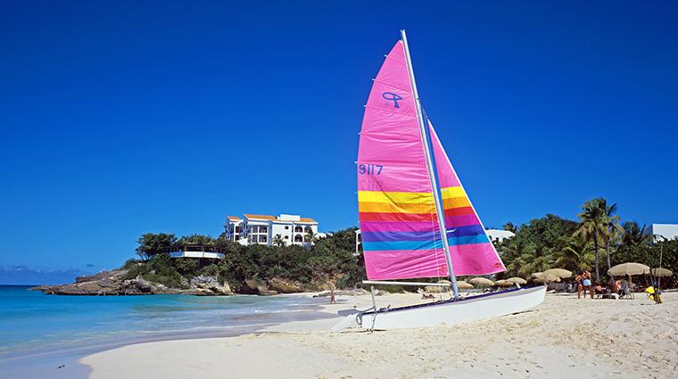 malliouhana auberge resorts collection sail catamaran