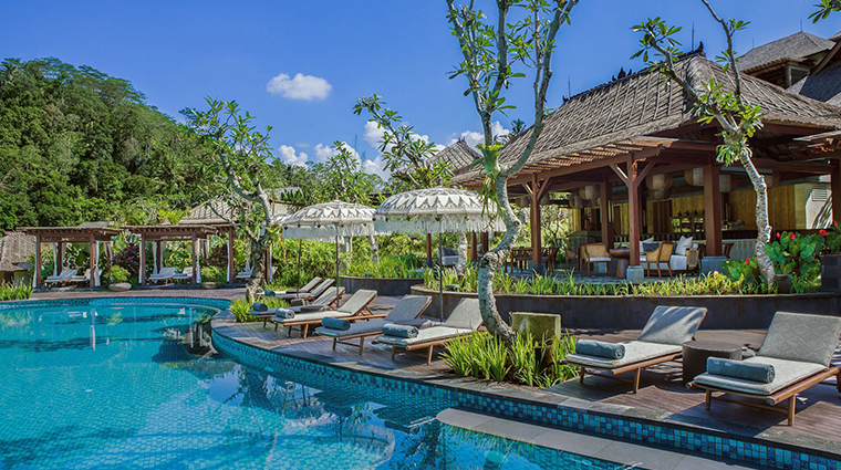 mandapa a ritz carlton reserve pool and bar