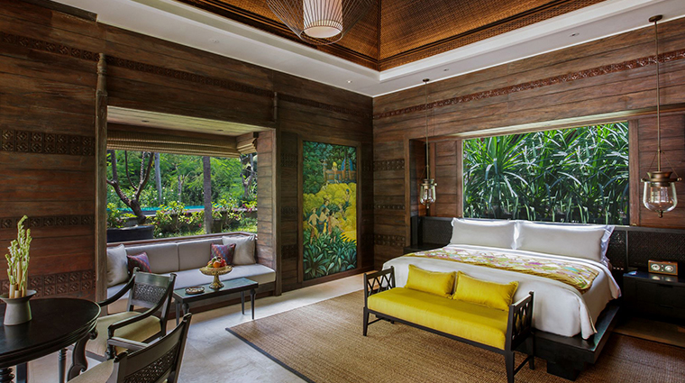 mandapa a ritz carlton reserve two bedroom king villa