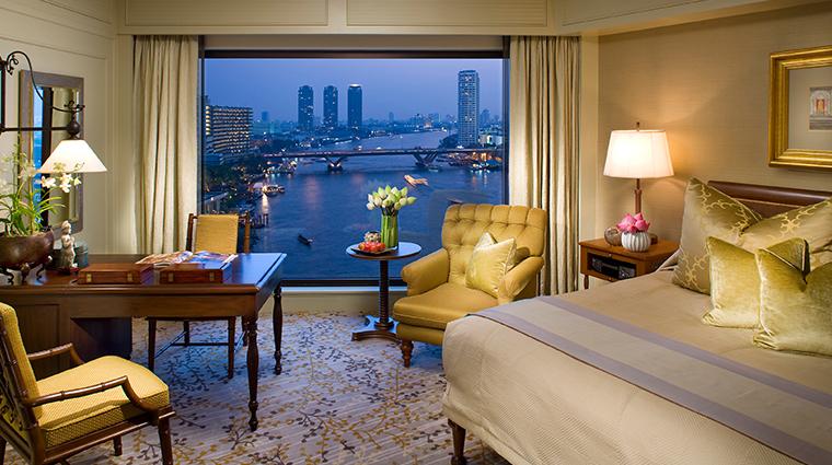 mandarin oriental bangkok deluxe room