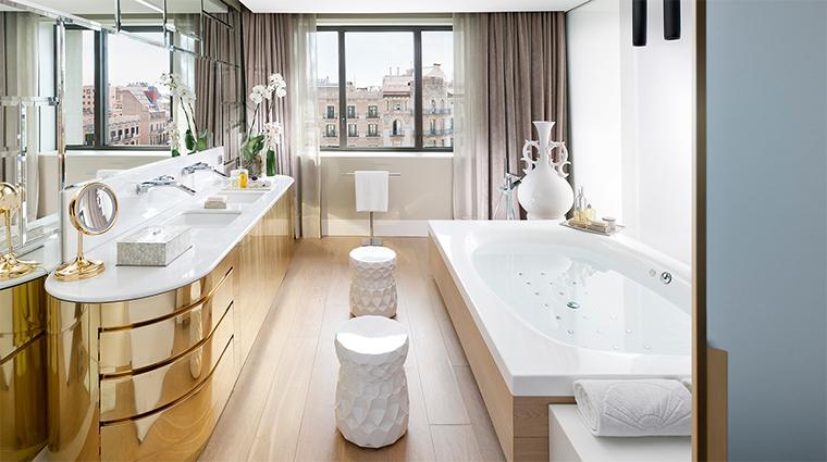mandarin oriental barcelona penthouse master