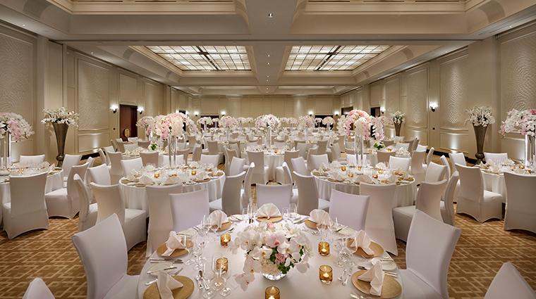 mandarin oriental doha ballroom