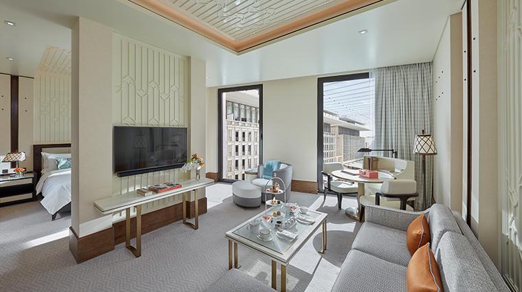 mandarin oriental doha club studio suite