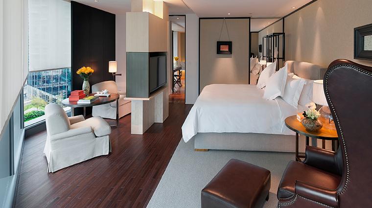 mandarin oriental guangzhou executive suite