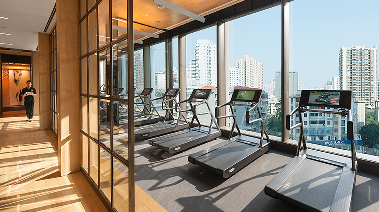 mandarin oriental guangzhou fitness center