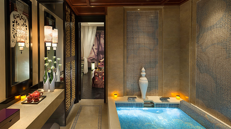 mandarin oriental guangzhou luxury spa couples suite