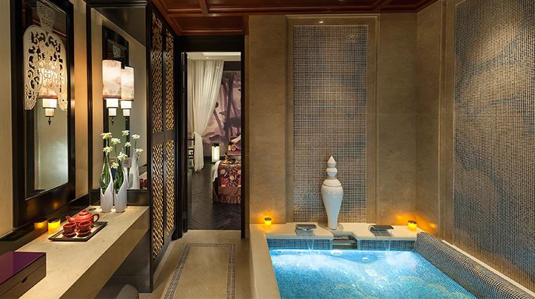 mandarin oriental guangzhou luxury spa couples suite
