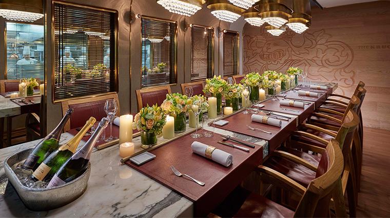 Mandarin Oriental Hong Kong Hotel Dining The Krug Room Restaurant