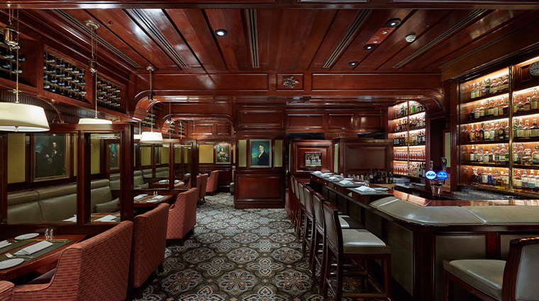 mandarin oriental hong kong Hotel Dining The Chinnery